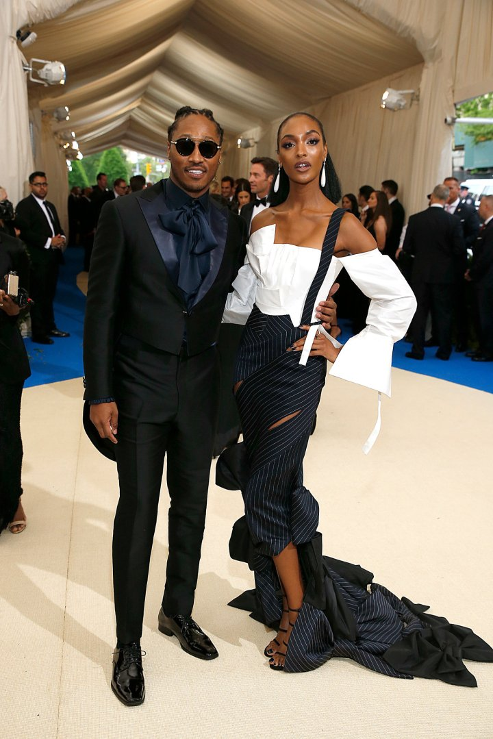 Future and Jourdan Dunn